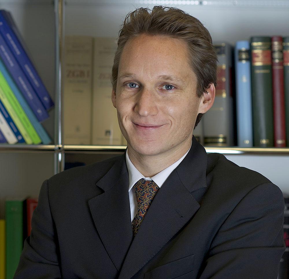 Maître Alexander Blarer